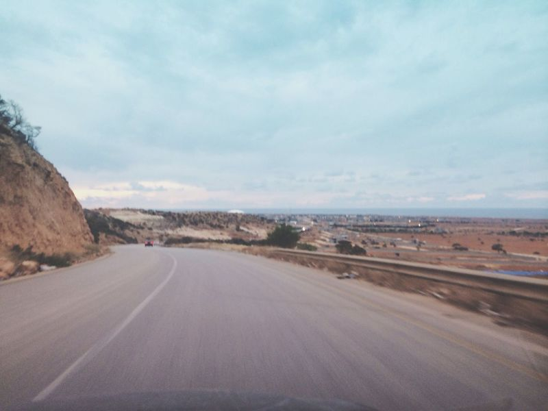 EyeEm Nature Lover Nice View Taking Photos Check This Out Road to Benghazi Traveling Hello World Cyrenaica >>> Followme 👍