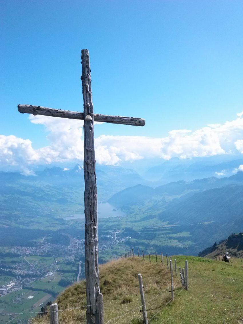 Rigikulm Luzern Alps
