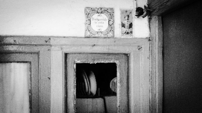 """""""Welcome to this house"""" Blackandwhite Monochrome Bw_collection EyeEm Best Shots"""