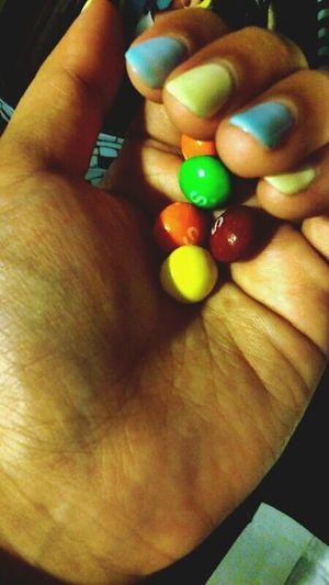 彩虹糖好吃