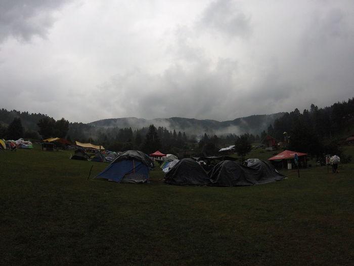 EyeEmNewHere Toluca Lamarquesa Camping Goprohero+ Mountain Nature