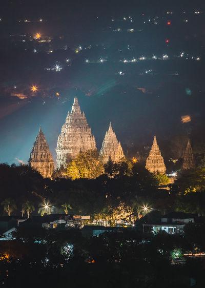 The Prambanan