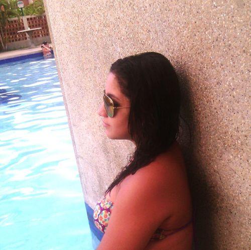 :) Higuerote Piscina Relax Feliz :) NAVIDAD2015 First Eyeem Photo