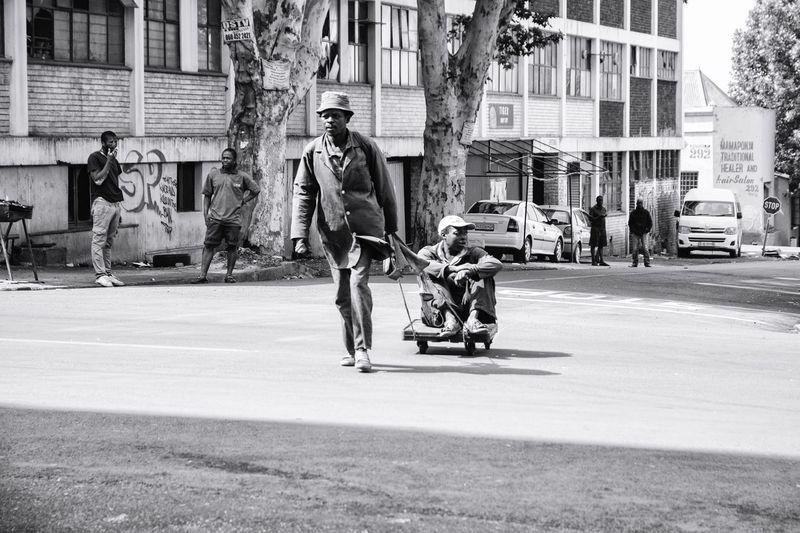 The Street Photographer - 2017 EyeEm Awards Johannesburg Streetphotography South Africa Real People