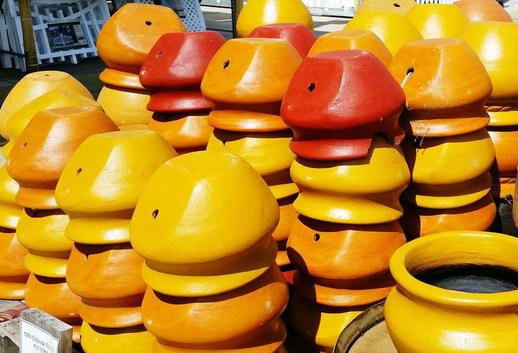 Pottery Pottery And Clay Love Pottery Colorful Photo Colorfulpottery Bright Colors AllThingsBrightandBeautiful
