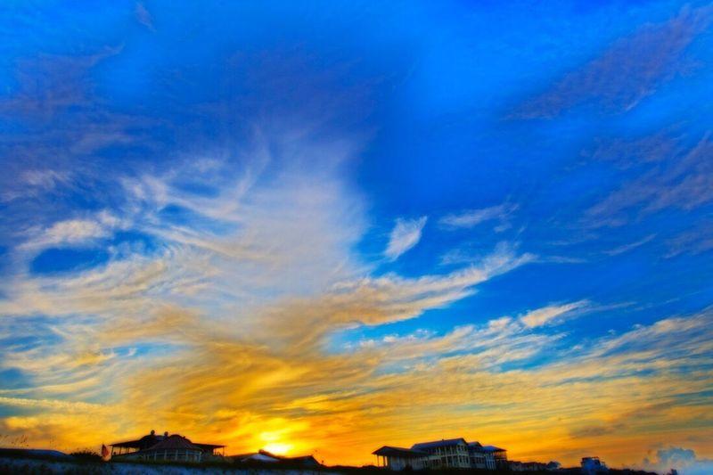 Seaside Fl Beachphotography Sunrise_sunsets_aroundworld