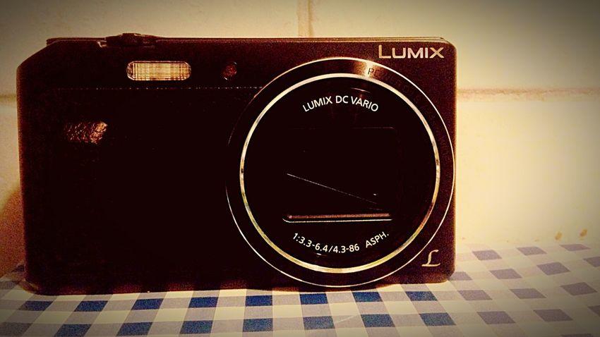 Lumix Digitalcamera Photo piccola compatta da 16mp che porto sempre con me... alla fine anche lei dà le sue soddisfazioni!