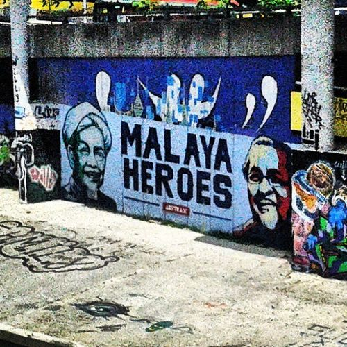 MalayaHeroes Walloffame