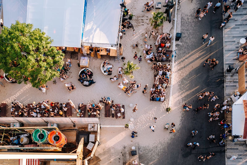 Adult Architecture Car City City Life City Street Crowd Day High Angle View Land Vehicle Large Group Of People Men Outdoors People Real People Road Sky Street Transportation Tree Women The Week On EyeEm