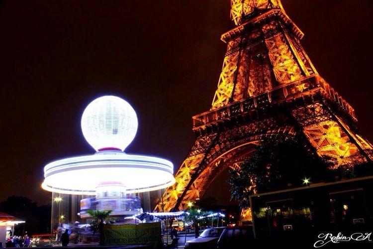 Un moment magique Paris