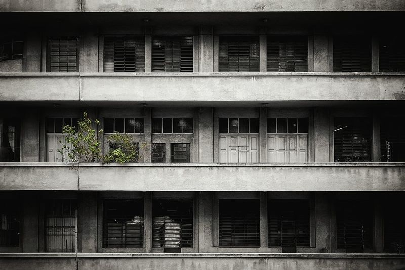 Window Ghetto City Architecture Building Exterior Built Structure Close-up Building Balcony Residential Structure Settlement Human Settlement Exterior Historic Place Location Neighborhood