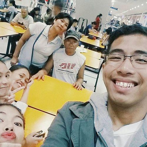 fam bonding. :) atm. NCCC mall Maa. Bonding Valentineswithfamily