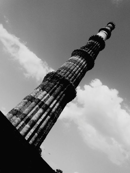 EyeEm Selects Architecture Ancient Architecture Mughalarchitecture Indianhistory Qutub Minar, New Delhi QutubMinar Historical Monuments Historical Building Historical Place Travel Destinations Tourist Attraction  Tourist Destination Tourist Spot Touristattraction The Week On EyeEm EyeEmNewHere Eyeemarchitecture EyeEmMarket. Connected By Travel