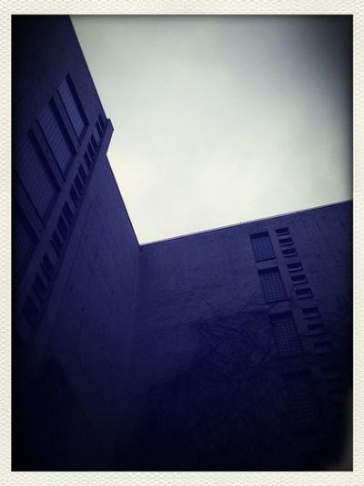 Exit weiße Scheisse. Enter grauer Griesgram. #fruehling13