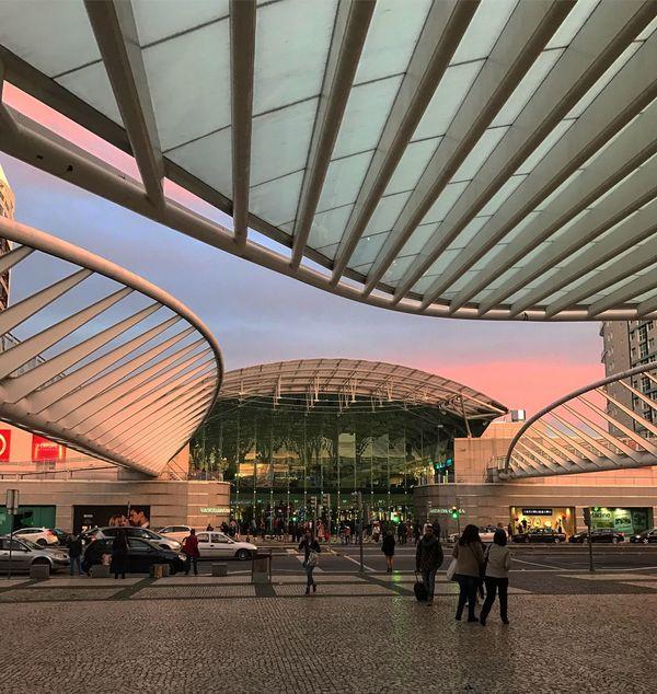 Parque Das Nações City Modern Architecture Building Exterior Sky The Architect - 2017 EyeEm Awards