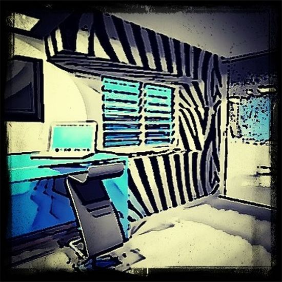 Photoshop Googlesketchup Zebra Bedroom