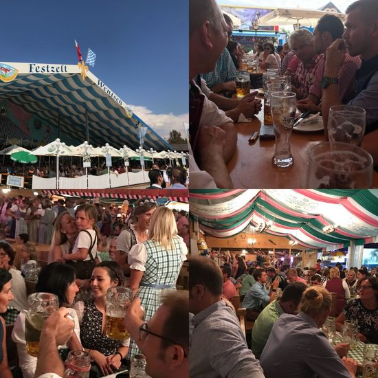 Some great moments from a perfect weekend. Gäubodenfest Straubing Straubing Group Of People Large Group Of People Crowd Real People Women Lifestyles Leisure Activity Adult Festival