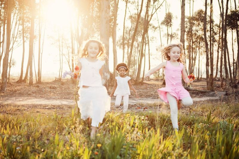 Work from a recent shoot. Spring Into Spring Sunshine Tree Spring Nature Outdoors Blossom Adventure Children Capturing Movement