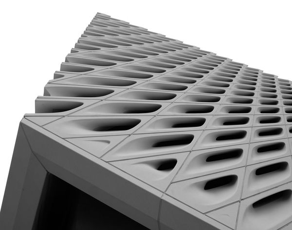 The Broad Architecture Building Exterior Air Conditioner White Background No People Sky Outdoors Day The Broad Lowkeyphotography Straightfromcamera Los Angeles, California Fujifilm_xseries Portrait Streetphotography Architecture Losangeles Museum Communication Full Length Close-up Downtown Blackandwhite Front View Artsdistrictla