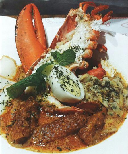 Lobster Lobster Laksa Laksa Food Foodphotography Singapore