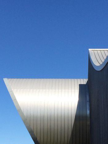 Hello Mr Blue Sky 💙 Blue Sky Tadaa Community Buildings & Sky Lookingup Shapes Shot With Love