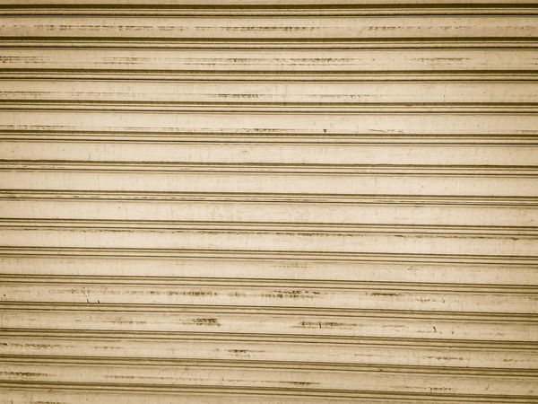Vintage old roller shutter garage door. Grungy metallic roller shutter door for background. Backgrounds Close-up Closed Day Full Frame In A Row Indoors  Metal No People Pattern Plank Repetition Security Shutter Shutter Door Textured  Wall - Building Feature Wood Wood - Material Wood Grain