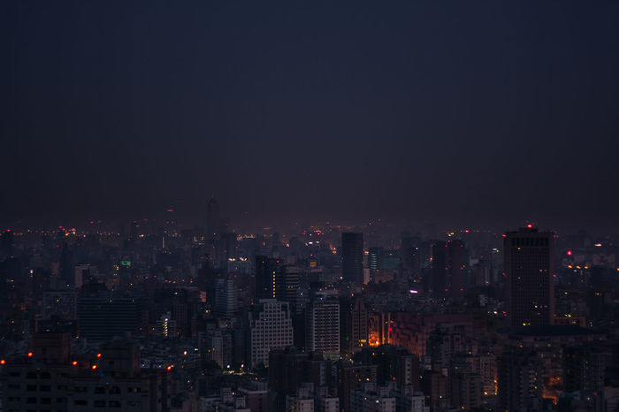Architecture Buildings City City At Night Cityscape Cityscapes Glowing Horizon Line Illuminated Light Night No People Outdoors Skyscrapers Streetlights Urban Skyline