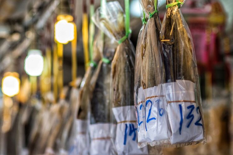 Salted fish Market HongKong Food Islandlife Island Street Photography Streetphotography Cheung Chau Salted Fish