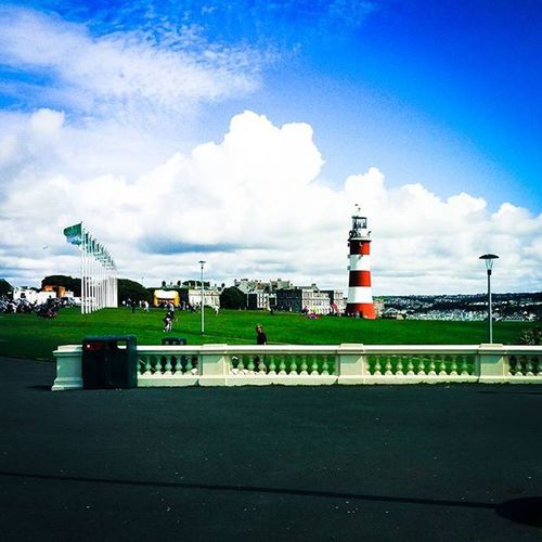 Plymouth Plymouthlighthouse Family Plymouthhoe