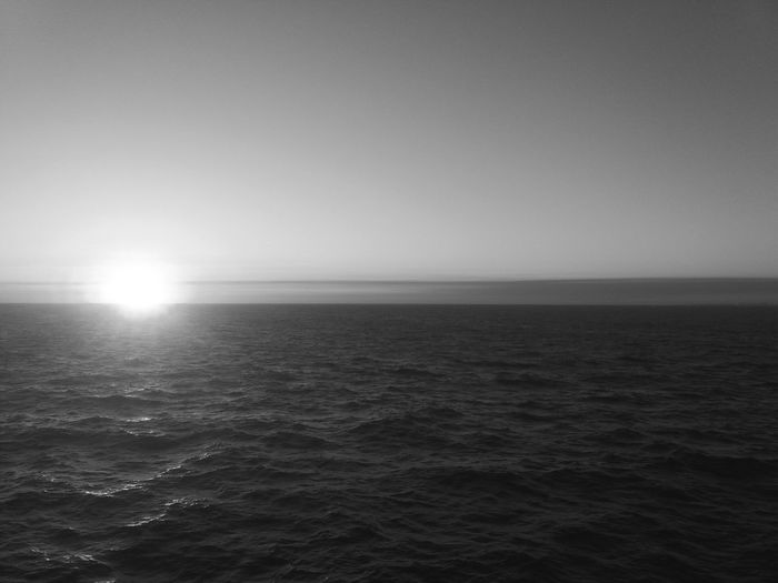 Black&White Sunset Sunlight Sun_collection SPAIN Travel Travel Destinations By Car Hiking Hikingadventures Andalucía Water Sea Clear Sky Beach Sun Horizon Sky Horizon Over Water Sailing Yachting A New Beginning