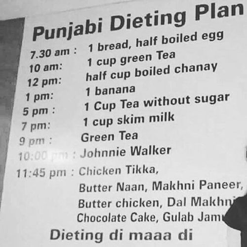Dat seems to be the perfect diet plan.. what say @manasimurde29 ? 😅😅😅 Diet Punjabi ScrewDiet Food Foodporn Yum Instafood Tagsforlikes .com Yummy Amazing Instagood Photooftheday Sweet Dinner Lunch Breakfast Fresh Tasty Foodie Delish Delicious Eating Foodpic Foodpics Eat hungry foodgasm hot foods