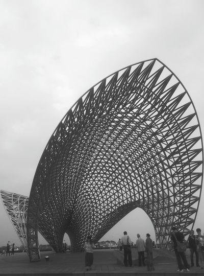 Architecture 南汇嘴