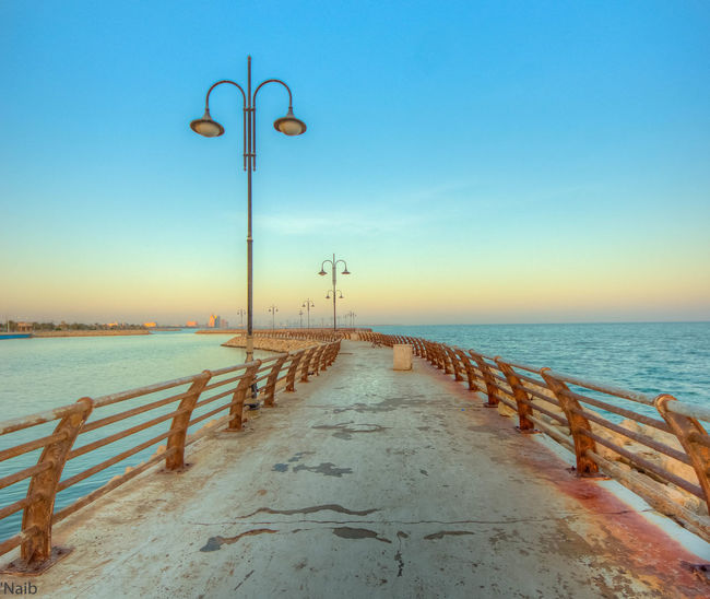 Kuwait Kuwait City Beach Beauty In Nature Clear Sky Day Horizon Over Water Nature No People Outdoors Sand Scenics Sea Sky Tranquil Scene Tranquility Water