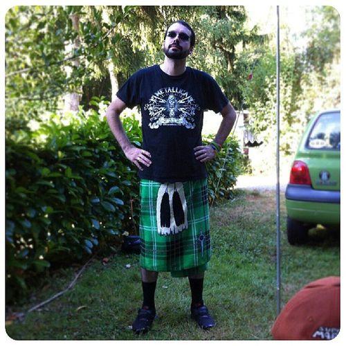 Il ne peut en tester qu'un... Highlander