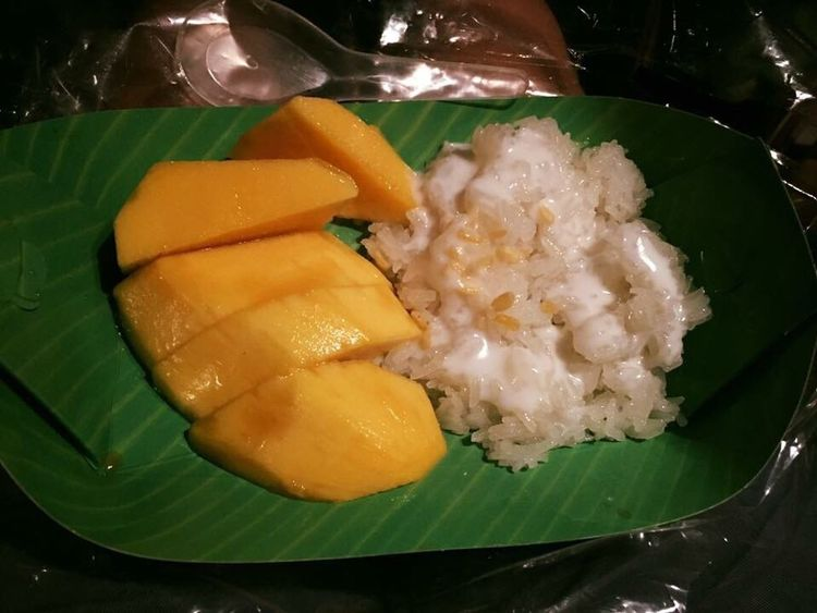 Thailand Mango Food Food And Drink Freshness Healthy Eating Rice - Food Staple Indoors  No People Ready-to-eat Close-up Egg Yolk Day Food And Drink Foodphotography Thai Sweets