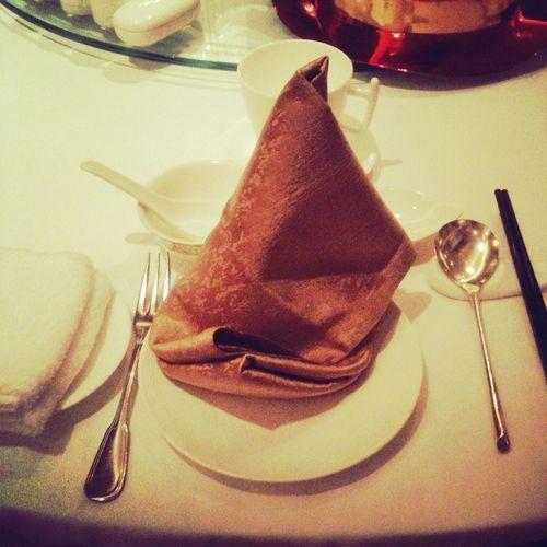 Dinner at Makati Shangri-La Hotel Dinner