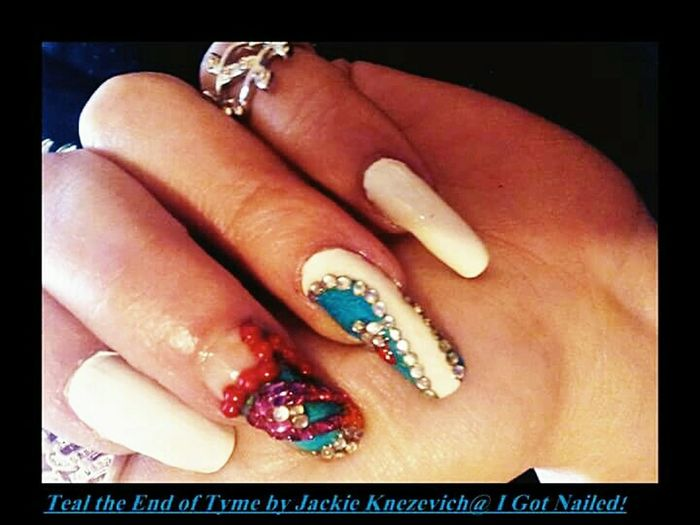 My Unique Style Nailart  Nails Photos Around You Everday Joy Cape Canaveral