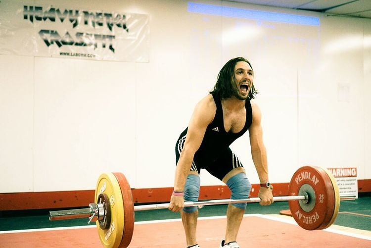 Strong Snatches Weightlifting Kilos Strongman Olympic Lifting