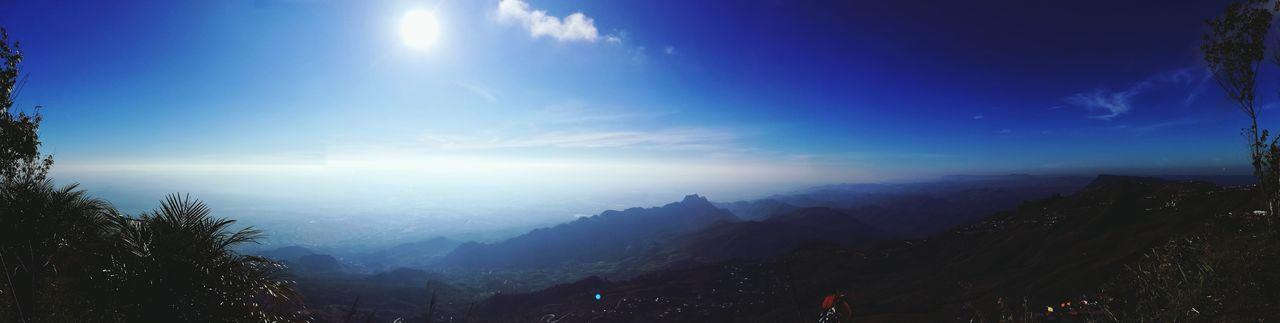 Landscape Landscape_Collection Sky View Phutabberk Phutabberk Thailand Foggy Morning Mountain View Sunlight Sunshine ☀ AI Now EyeEm Ready