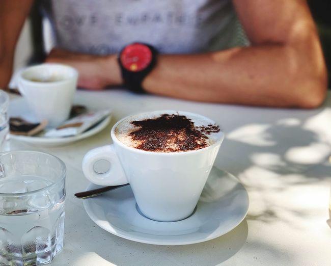 Cappuccino,