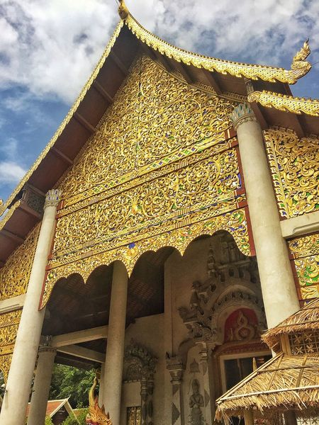 Thailand Thailand_allshots Buddhist Temple Buddhism Wat Pan Tao Chiang Mai | Thailand Chiangmai Chiang Mai