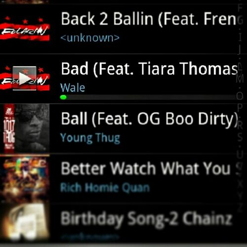 Bad : By Wale Is My Favorite Song!!