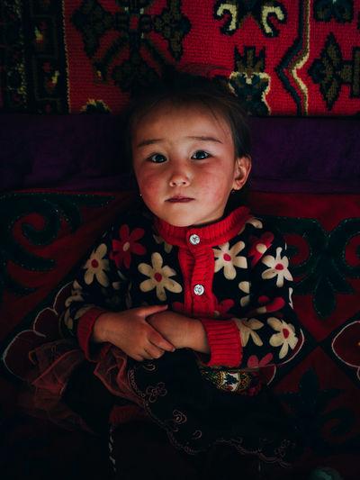 A young Tajik