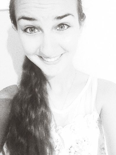 Selfie ✌ Summer Black & White Skinny Love