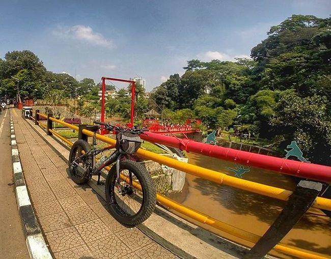Park River Bike Bicycle Fatbike United Grind Fatbikeworld Val  2016 Polarbottle Eibag Gopro Gopro3plus Goproblackedition Goproeverything Gopro4life Gopro_moment Goprooftheday Gopromoment 😚 Bandung Bandungjuara