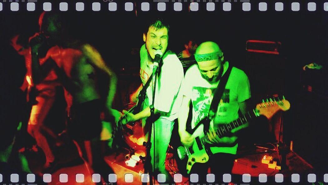 Daily Mind Distortion Concert Punk Hardcore
