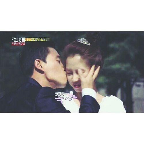 Monday Couple 짱! They are back to being so close again! 월요커플 Mondaycouple Runningman 163 KangGary SongJiHyo @gaegun