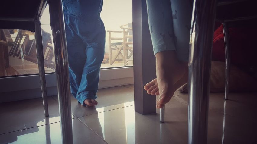 Good Morning Hello World Morning Rituals Kids Feet Kidsphotography Pijamas Pijama Under The Table Table Legs Showing Imperfection Taking Photos Catch Me If You Can Chair Chairswithstories Chairs And Tables My Favorite Breakfast Moment