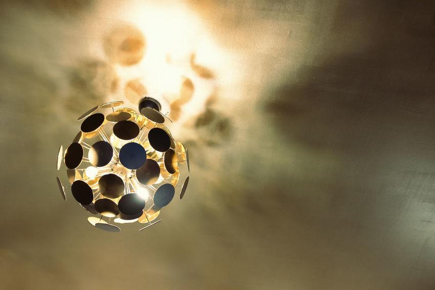 DEATH STAR II. No People Ball Close-up Focus On Foreground Shape Geometric Shape Sport Team Sport Design Indoors  Pattern Circle Still Life Single Object Nature Illuminated Sunlight Light Lamp