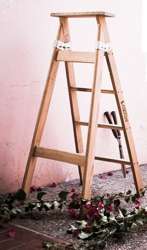 Post-poda Ladder Poda Pruning Scissors Tijera Escalera Planta